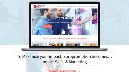 Europromotion becomes Impact
